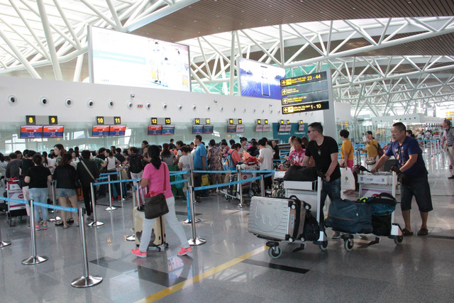 Vietnam airports manager urges approval for 3rd terminal at Da Nang airdrome