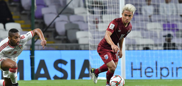 Thailand's Chanathip apologizes to Vietnamese fans, players over Facebook post