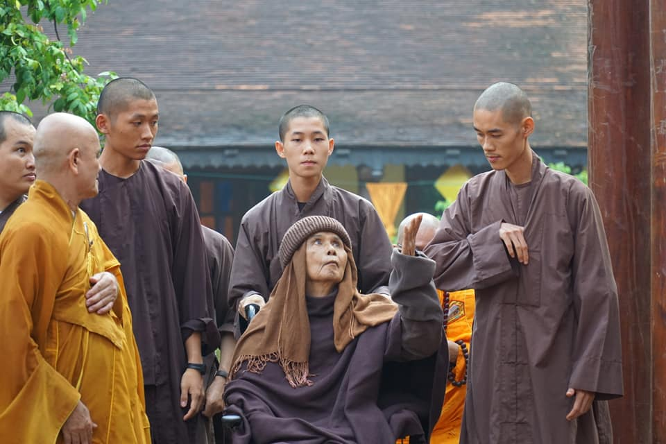 Final home of Zen master Thich Nhat Hanh torn down for reconstruction