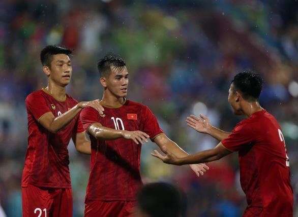 Vietnam U23s beat Myanmar in friendly ahead of SEA Games