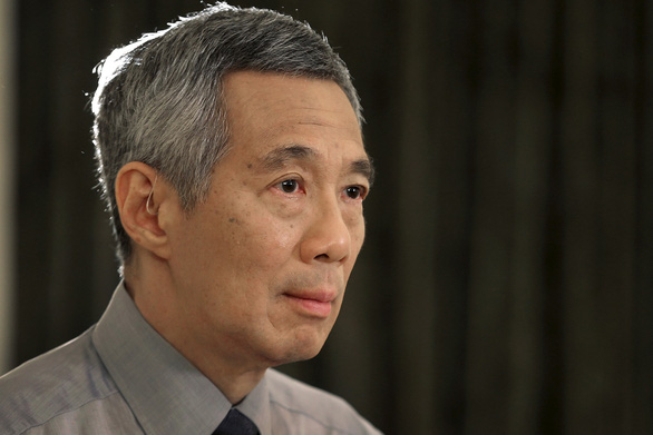 Singapore's Prime Minister Lee Hsien Loong has yet to make any official statement on the issue. Photo: AFP