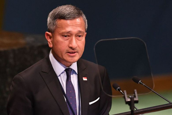 Singapore says PM Lee's 'invasion' statement not meant to hurt Cambodia, Vietnam