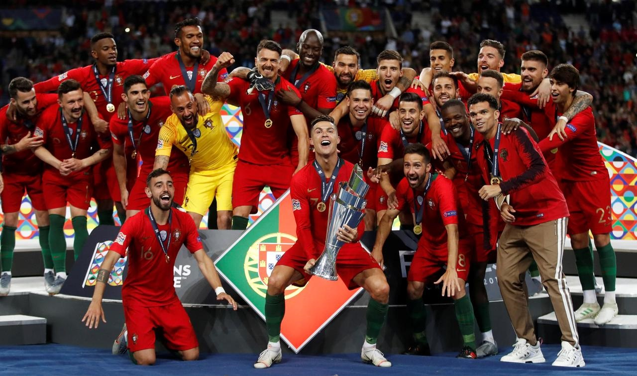 Portugal's Nations League win is a statement of intent