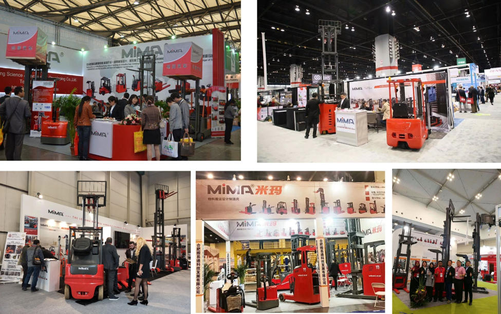 MiMA participated in exhibitions in Vietnam, China, Europe and the United States of America