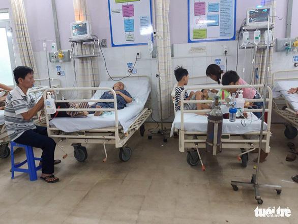 Woman, six grandchildren suffer gas asphyxiation in Ho Chi Minh City