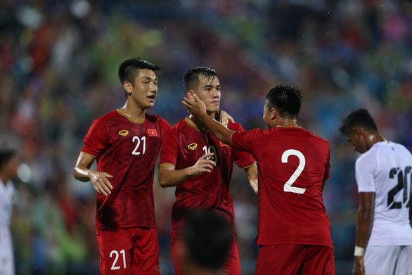 Vietnam to play under-23 friendly with Nigeria in preparation for Southeast Asian Games