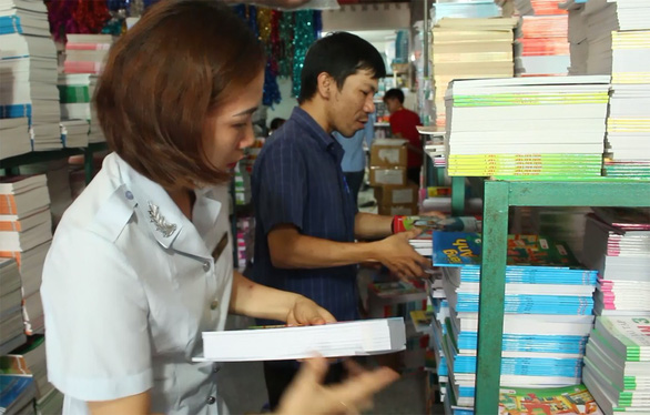 Vietnam seizes 72,600 pirated textbooks in largest-ever haul