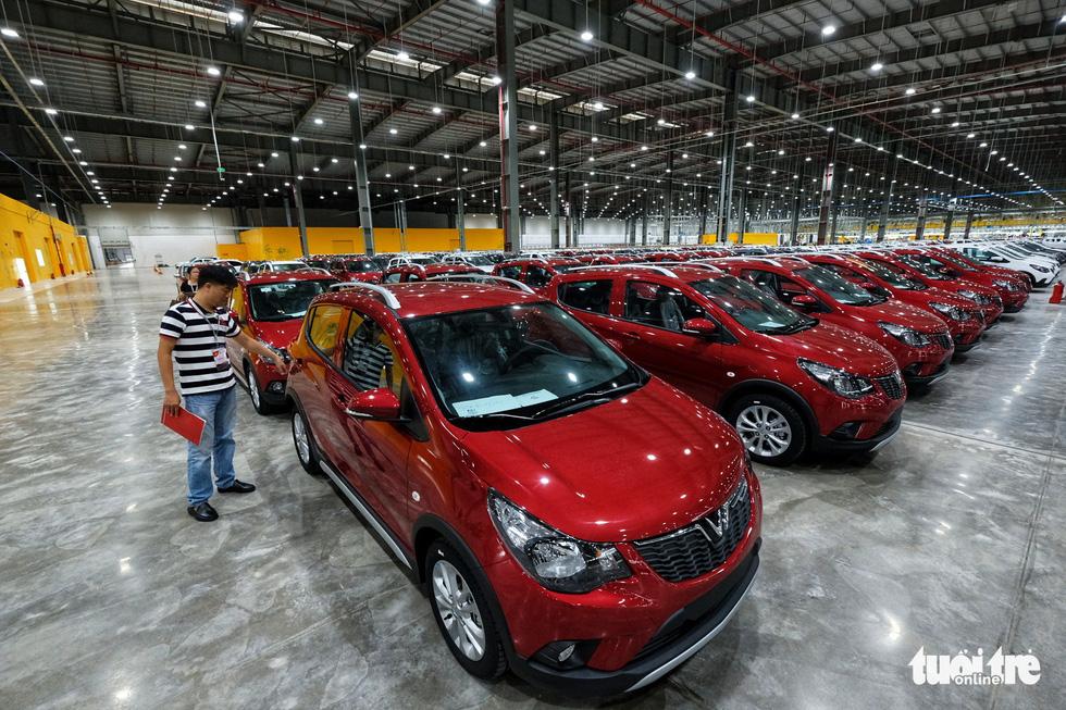 Vietnam's Vinfast inaugurates auto manufacturing factory