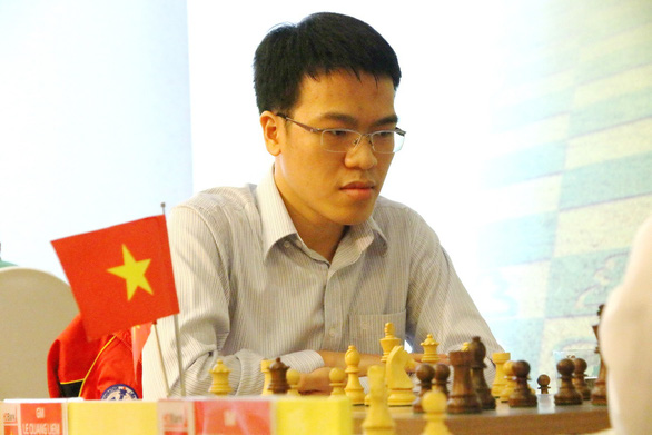 Le Quang Liem wins first Asian chess championship for Vietnam