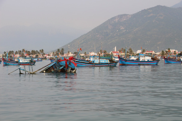 Three dead as boat capsizes off south-central Vietnam