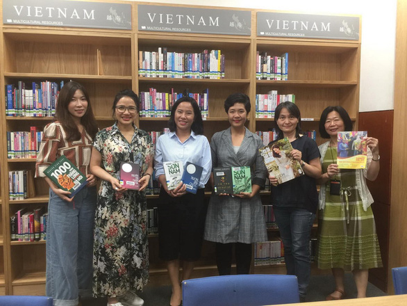 5,000 Vietnamese e-books presented to library in Taiwan
