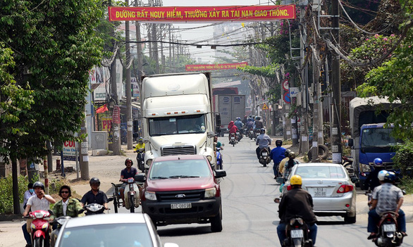 Ho Chi Minh City's accident-prone spots get closer to downtown