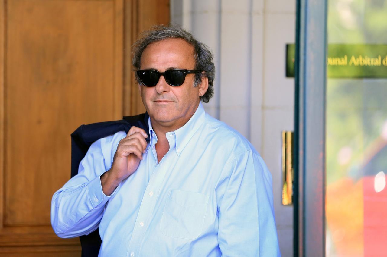 Former UEFA chief Michel Platini questioned in Qatar World Cup probe