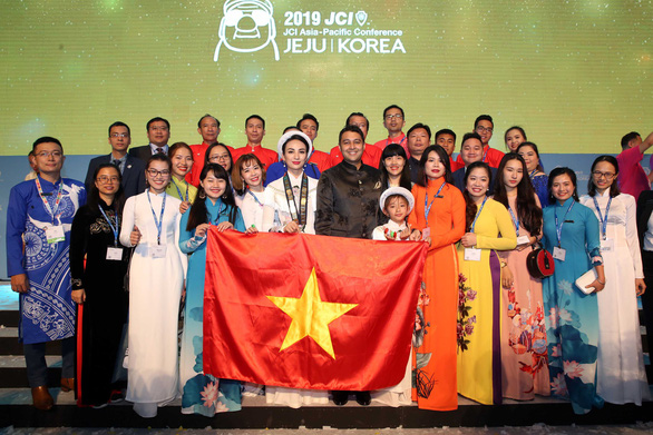 Vietnamese culture showcased at JCI Asia Pacific Conference