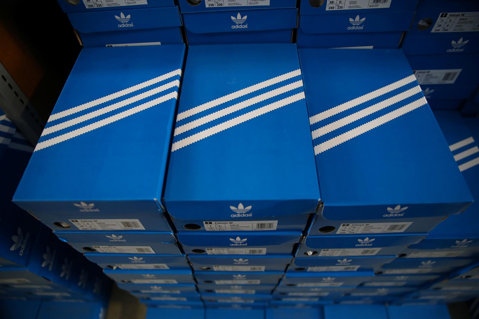 Adidas loses EU bid to extend three-stripe trademark