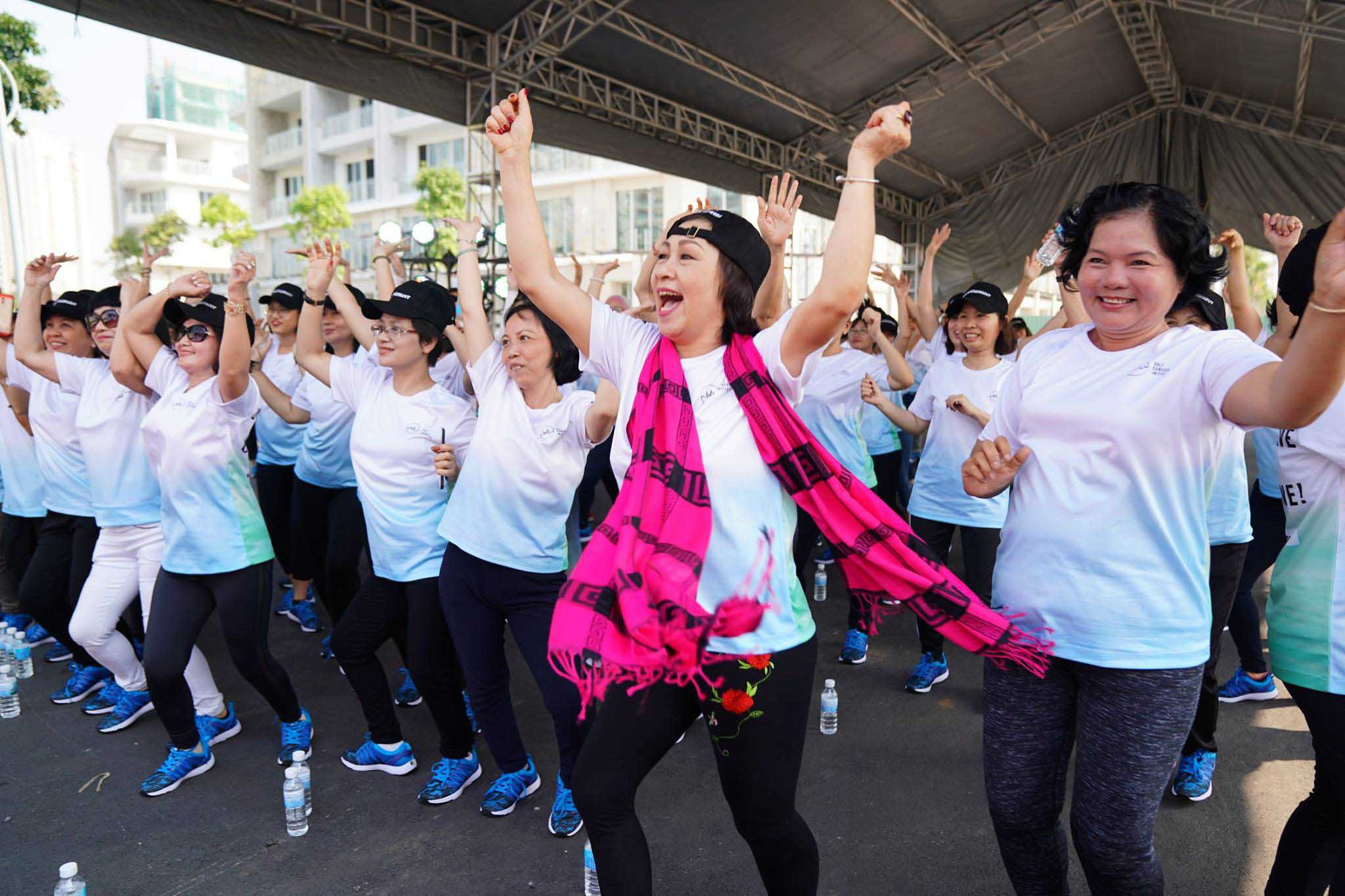 Vietnamese cancer patients fight disease with positive mindset
