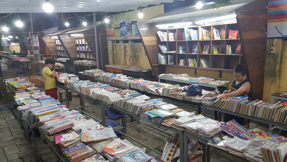 Hue book street to be closed for selling pirated books