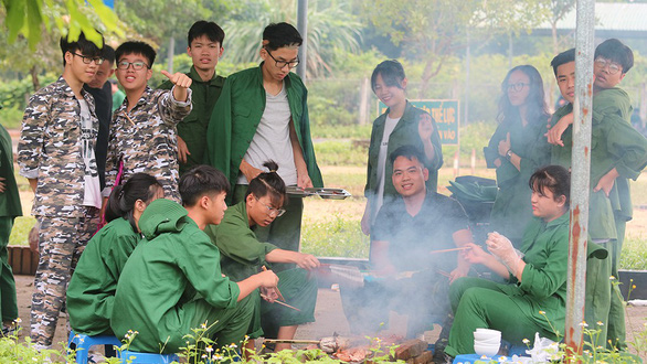 Vietnamese parents spend big on summer courses for children