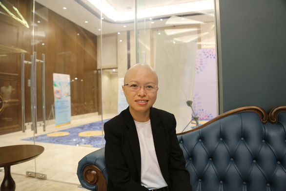 Thuy Muoi – An inspiration for Vietnamese cancer patients