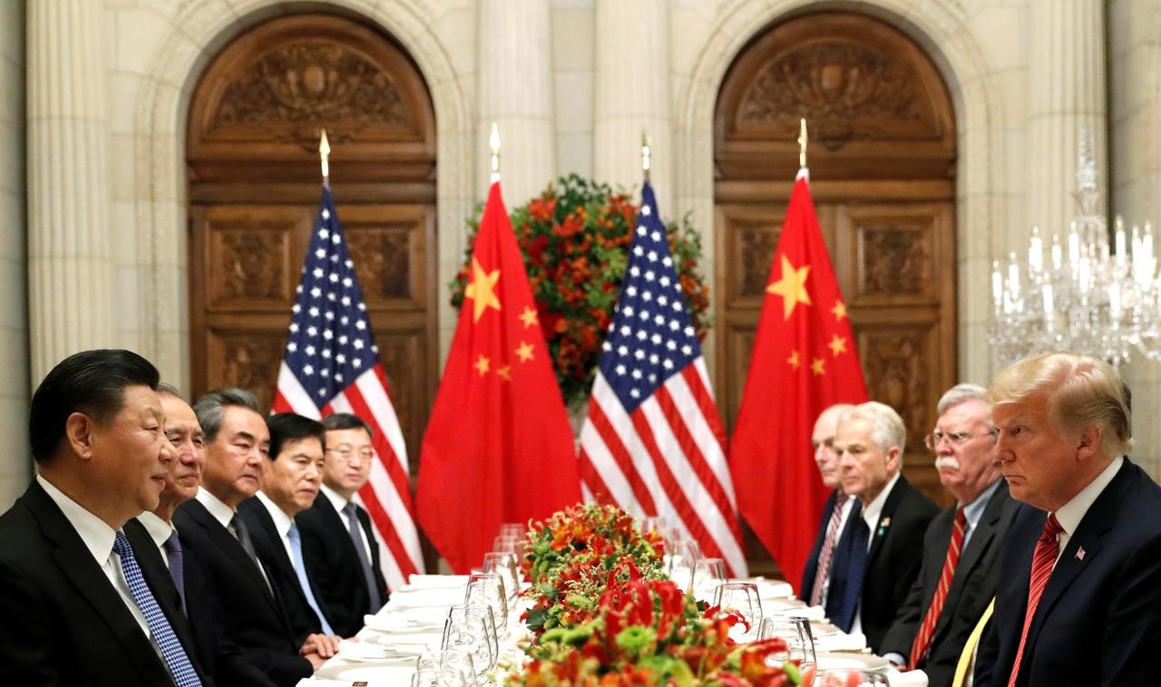Trump 'comfortable with any outcome' from pivotal Xi talks: official