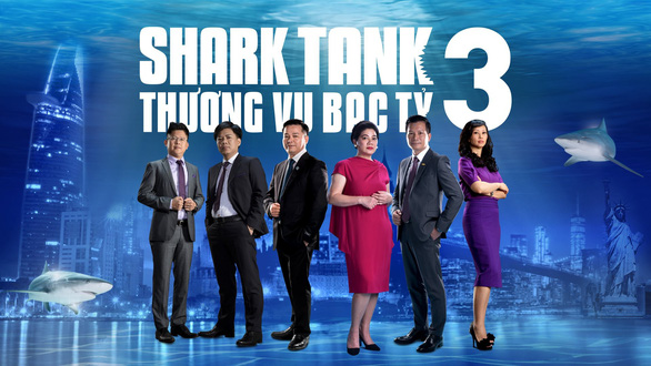 Yet another 'shark' loses Shark Tank Vietnam seat over company's scandal