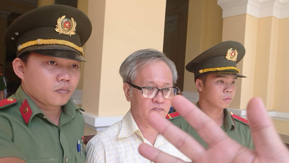 Notary jailed for attempting to overthrow people's state in Vietnam