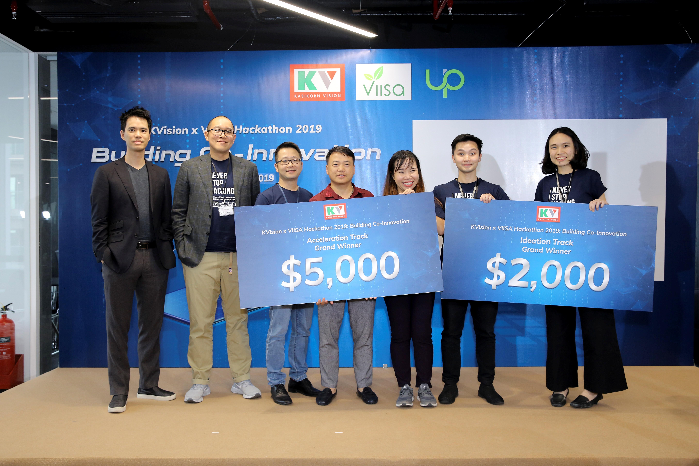 KVision wraps up hackathon in Vietnam