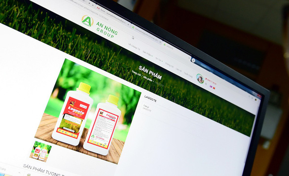 In Vietnam, company gets 'special permit' to sell herbicides containing banned agents