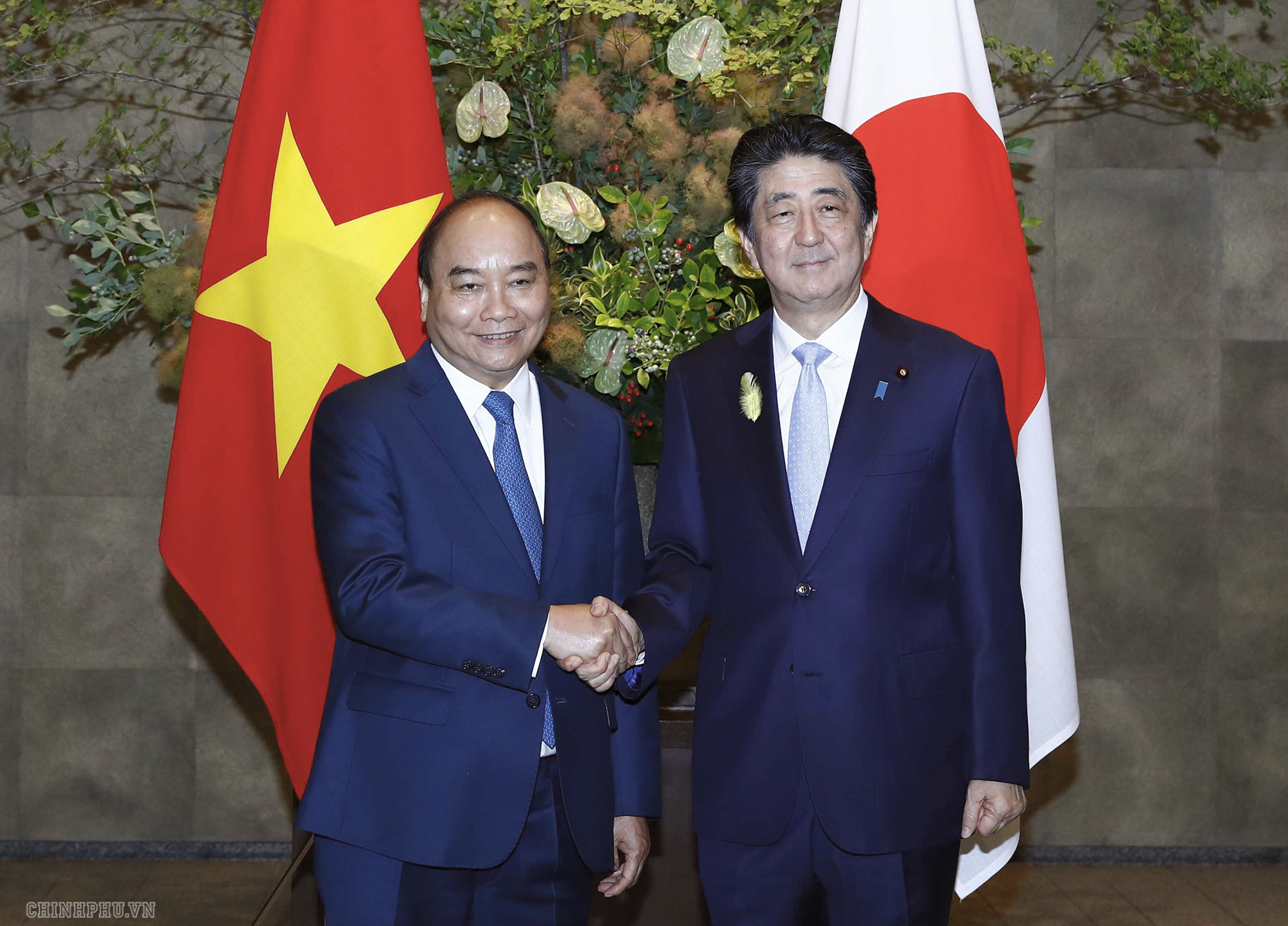 Vietnamese premier calls for further investment from Japanese businesses