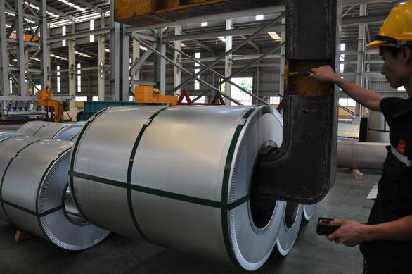 U.S. slaps duties on steel from Vietnam originally produced in South Korea, Taiwan