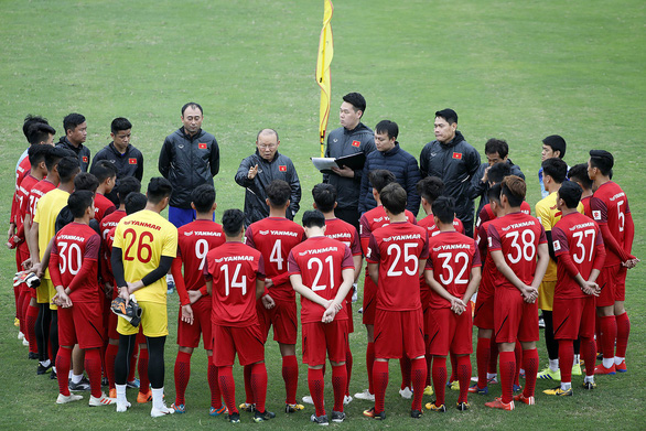 Vietnam agree U23 friendly with China in September