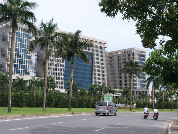 Vietnam's foreign ministry appeals for special mechanism to salvage sluggish multimillion-dollar headquarters project