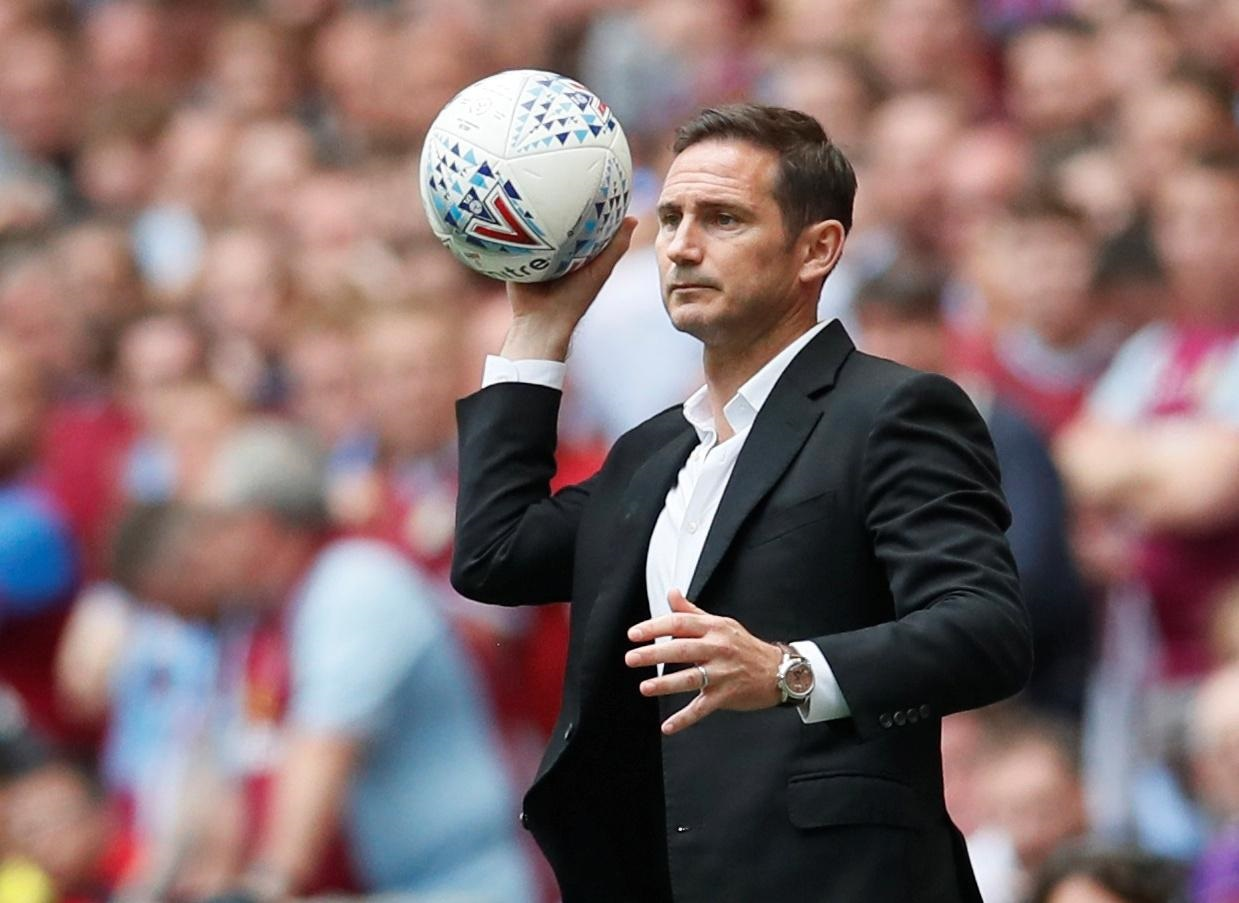 Record goalscorer Lampard returns to Chelsea as manager
