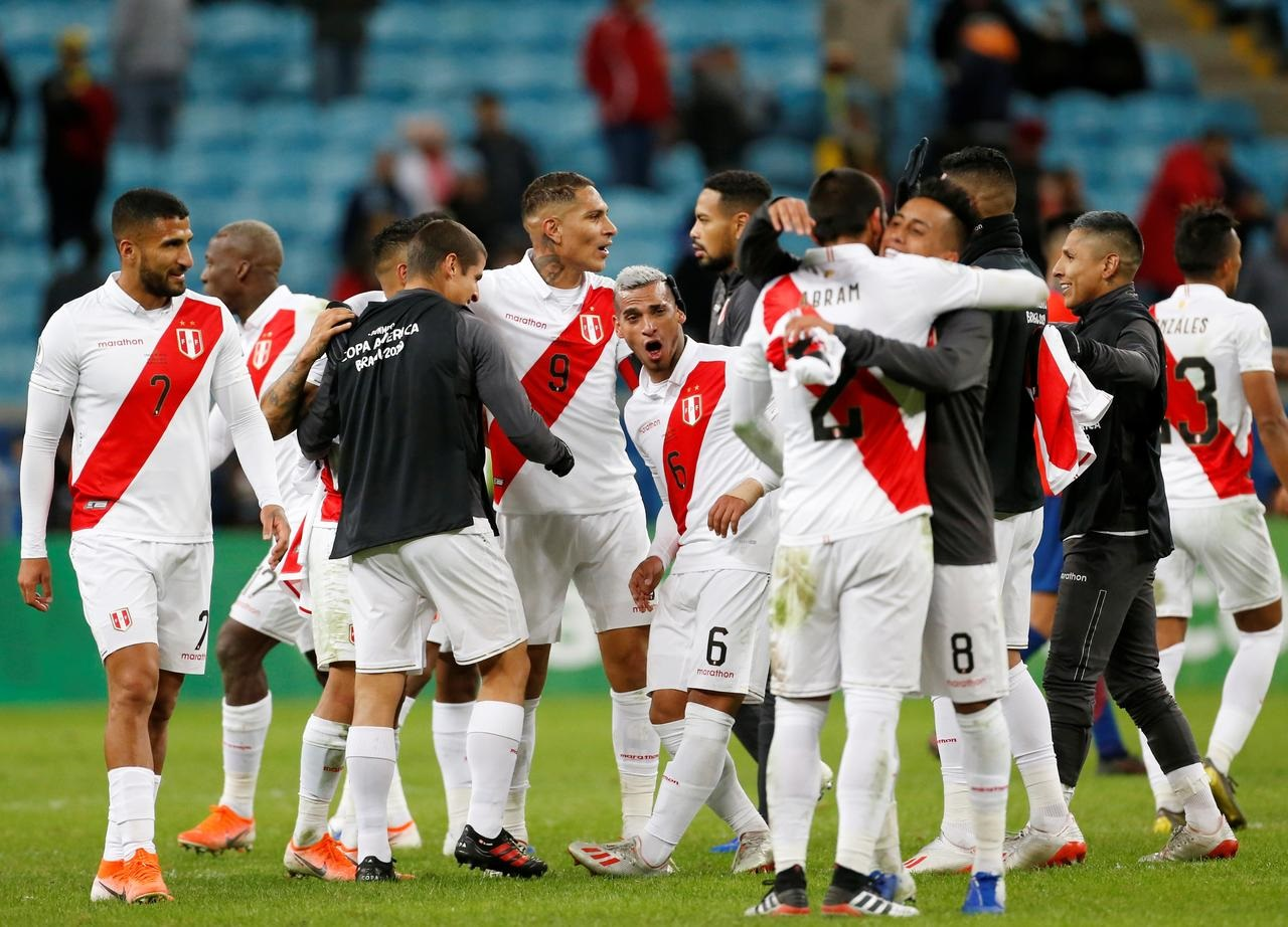 Peru advance to Copa America final with 3-0 win over Chile