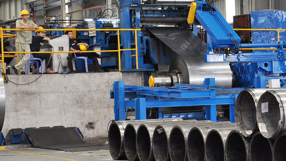 US duties against steel imports from Vietnam a 'common practice': expert