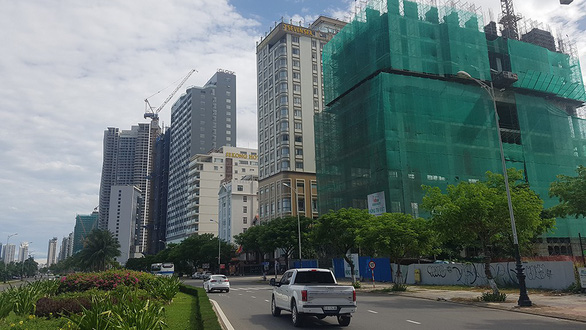 Experts concerned about high-rises clouding Da Nang beachfront