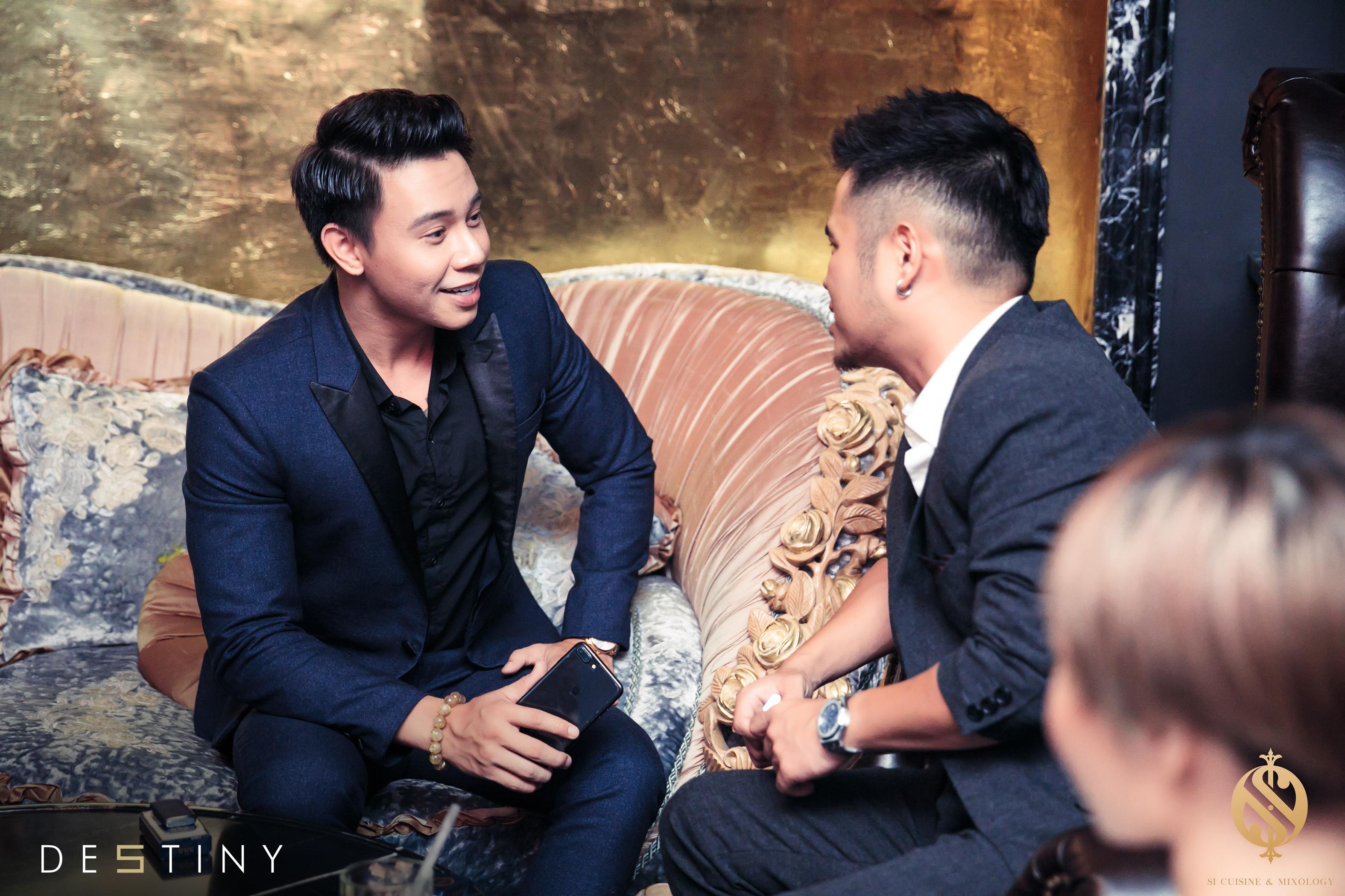 DE5TINY, Vietnam's exclusive community for gentlemen, launched