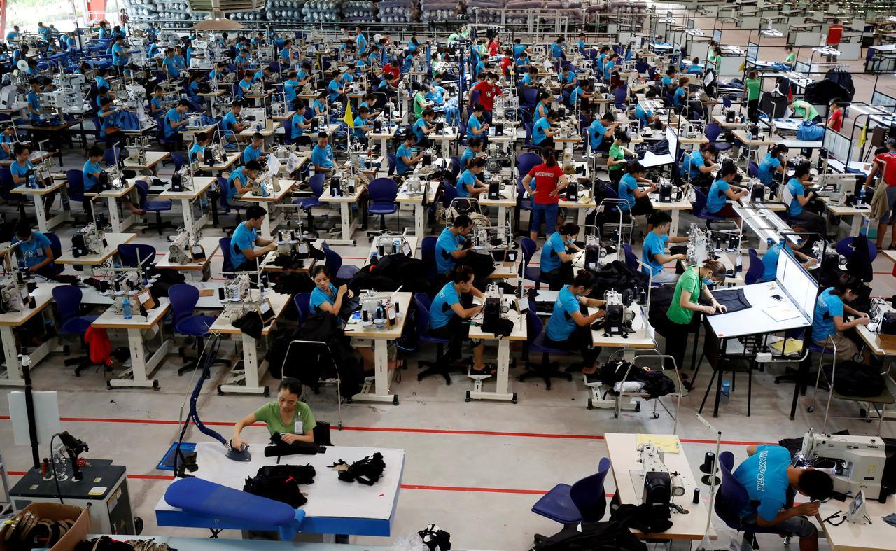 Vietnam asks firms to use local materials as U.S. threatens tariffs