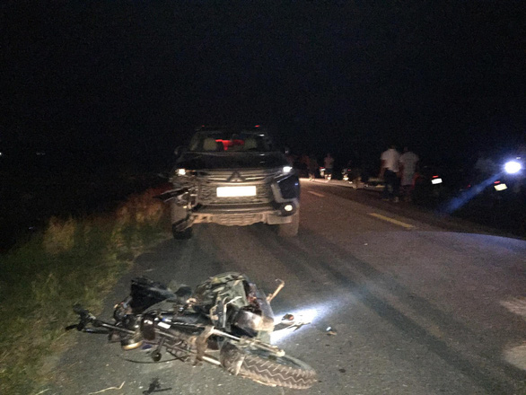Three children killed as car crashes into electric bicycle in north-central Vietnam