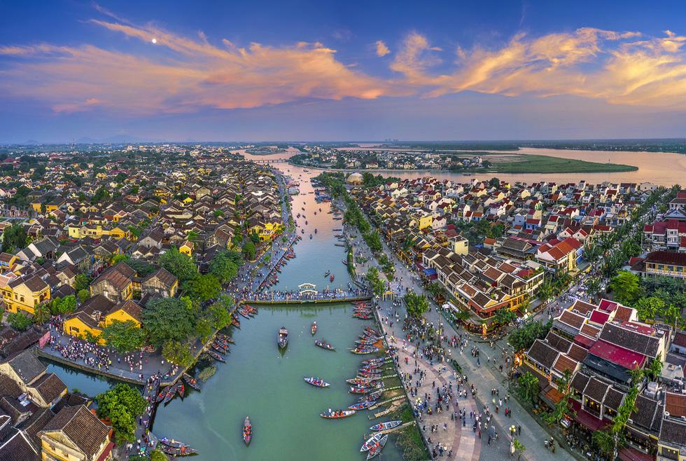 Vietnam's Hoi An leads list of world's top 15 cities