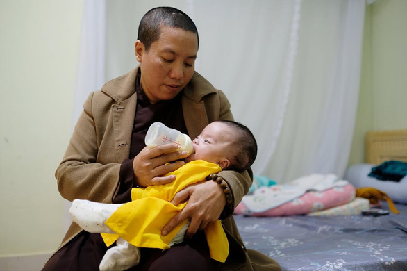 Love gives Vietnamese baby abandoned in plastic bag a new shot at life