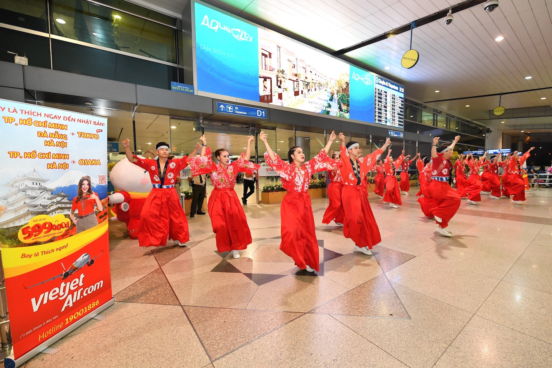 Vietjet puts Ho Chi Minh City-Tokyo service into operation