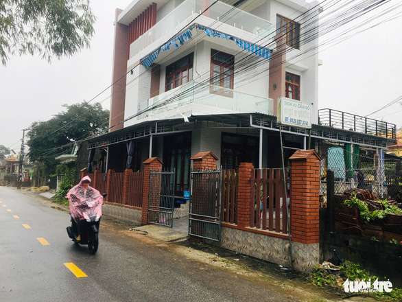 The house where the young girl was stabbed on January 4, 2019. Photo: T.Quang / Tuoi Tre