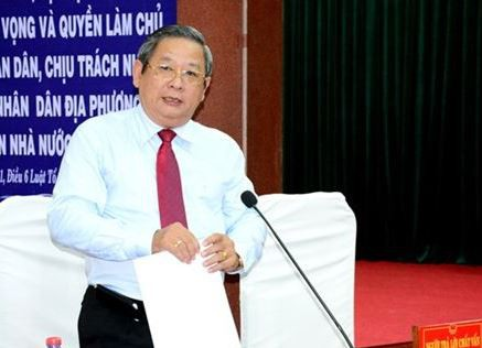 In Vietnam, police indict former provincial healthcare chief for 'irresponsibility'
