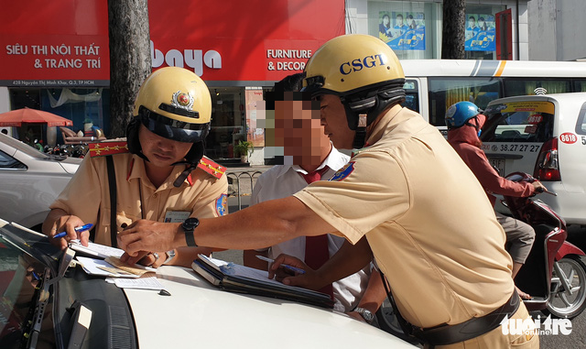 Ho Chi Minh City police mount clampdown on DUI, speeding in fresh campaign
