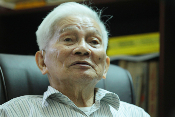 Prominent Vietnamese applied mathematician Hoang Tuy dies at 92