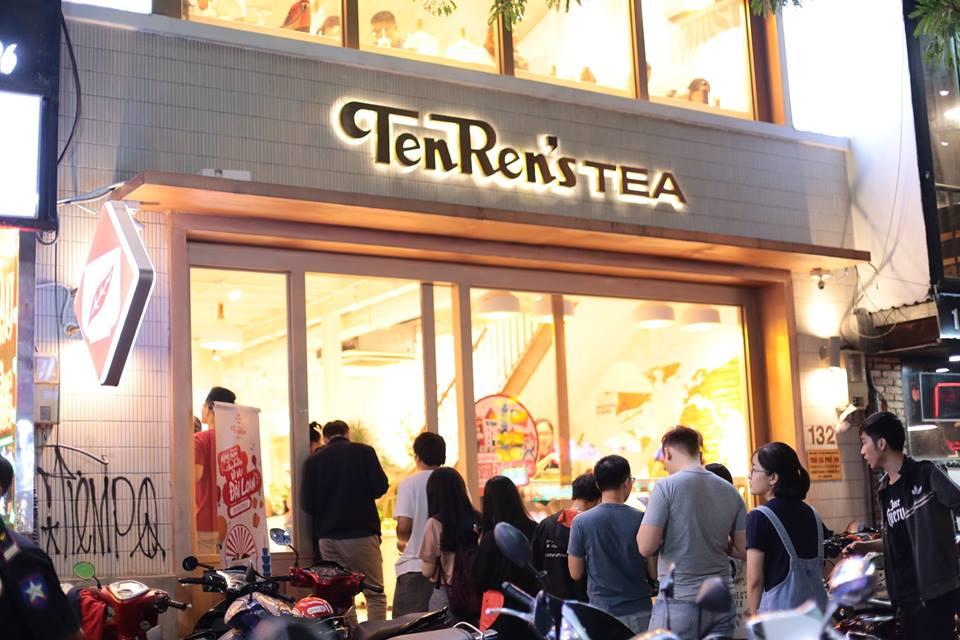 Taiwan's leading tea chain Ten Ren's Tea bids sudden farewell to Vietnam