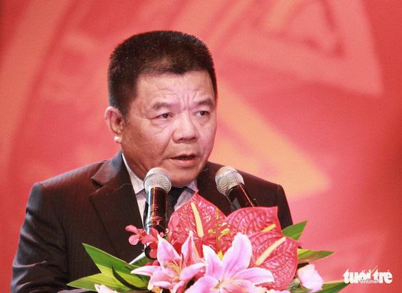 Ex-chairman of Vietnam's state-run BIDV Tran Bac Ha dies in prison