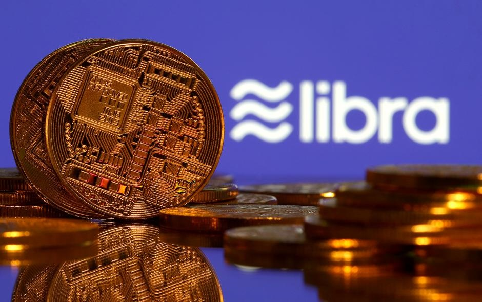 G7 finance chiefs pour cold water on Facebook's digital coin plans