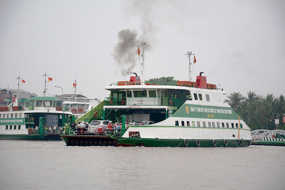 Ho Chi Minh City to offer Can Gio-Vung Tau ferry services in 2019